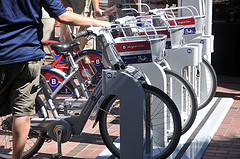 How much to use bike sharing in Portland? About $60-$95 per year