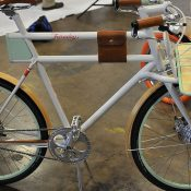 Best e-bike ever? The IDEO/Rock Lobster Oregon Manifest entry