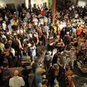 Massive crowds flock to Oregon Manifest event: Field Test route revealed