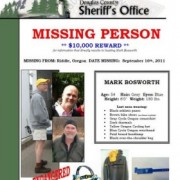 Mark Bosworth search Day 6 updates