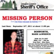 Mark Bosworth is still missing: Updates and links