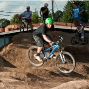 At Eichler Park in Beaverton, a BMX/pump track is reborn (Photos)