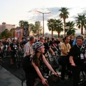 From the Strip to the 'Alley', advocacy happens at Interbike