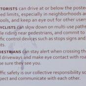 Bike Gallery uses ad to make 'Plea to Portland Cyclists'