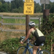 Another unauthorized road sign; this time in Vancouver