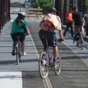 A few ideas on how to improve streetcar track safety