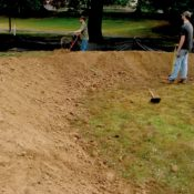 City's first pump track taking shape: Lend your hands Friday