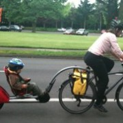 Weehoo child bicycle trailers subject of recall