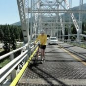 A bikeway on the Bridge of the Gods? Study will see if it's possible