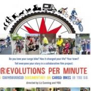 Help make a bike movie: Cargo biking doc and Filmed by Bike project need you