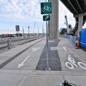 Photos, impressions after first ride on new SW Moody cycle track