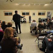 Residents, riders come together on Skyline Blvd to discuss road safety
