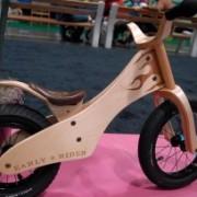 Portland company is U.S. distributor of 'Early Rider' balance bikes