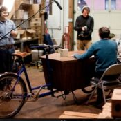 'Pedal Powered Talk Show' now filming in Portland