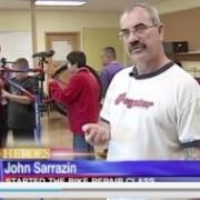 Hillsboro school custodian starts student bike repair program