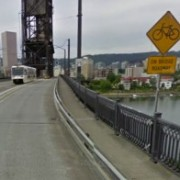 Riding on the Steel Bridge: A tale of access and anger