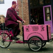 Voodoo Doughnut is latest to use cargo bikes for business