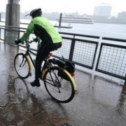 Wet and windy commute: Did you ride? Stay dry?