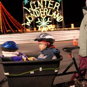 Bundle up and get ready to 'Bike the Lights' at PIR