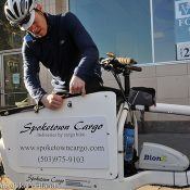 Spoketown Cargo is Portland's newest bike-based business