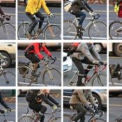 People on Bikes: Cold Commute Edition
