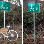 ODOT has removed Brett Jarolimek's ghost bike: Here's why
