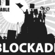 Citywide 'swarm' ride planned to support port blockade
