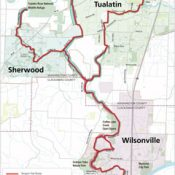 An update on the Tonquin Trail project