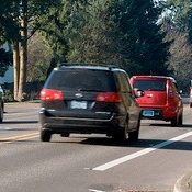 Police inaction shows bike lane blockage in Tigard is no big deal