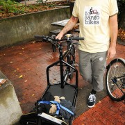 Meet the man fomenting Portland's cargo bike culture