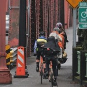 The Oregonian's commute columnist weighs in on Broadway Bridge pole issue