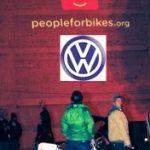 Volkswagen now major sponsor of Bikes Belong's 'People for Bikes' campaign