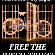 Activists to Mayor Adams: Free the Disco Trike or face bike swarm – UPDATED