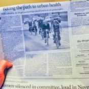 The Oregonian's stance on bicycling (My opinion on their opinion)
