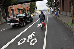 In Clackamas County, bikes cause 'considerable' road damage