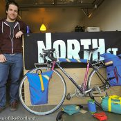 Two years in, bike bag business blooms for 'North St.'