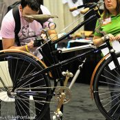 NAHBS Spotlight: A closer look at Paul Brodie's 1888 Whippet Replica