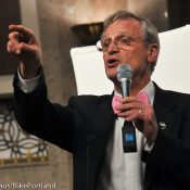 After day of lobbying, Blumenauer notes bike movement's growing strength