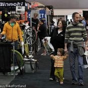 New faces, record crowds, and lots of cool stuff: My PDX Bicycle Show recap