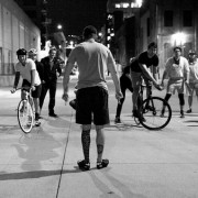 Checking in on alleycats, Portland's underground racing events