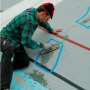 Alpenrose Velodrome now has smooth straightaways (photos)