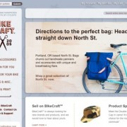 BikeCraft online store now open!