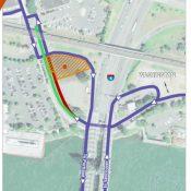 Advisory: Minor detour near I-5 bridge due to CRC pre-construction