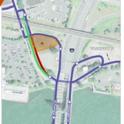 Advisory: Minor detour near I-5 bridge due to CRC pre-construction