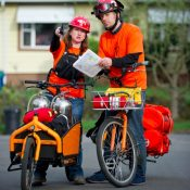 The next frontier for cargo bikes: Disaster response