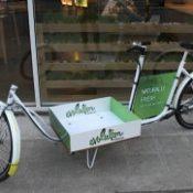 Bike maker Metrofiets inks deal with Starbucks-owned juice cafes
