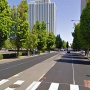 NE Multnomah Blvd through the Lloyd could get world-class bikeways, parklets