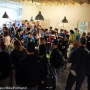 Candidates rally, inspire 'Bike Walk Vote' crowd