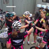 Portland team wins 'Rapha Ladies Prestige Race' in San Francisco