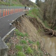 Springwater path closure a 'possibility' due to erosion
